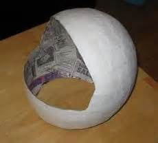 How To Make A Paper Mache Helmet - 1000 images about rocket ideas on