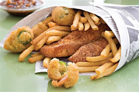 shrimp hush puppies shrimp and okra hush puppies classic mardi gras recipes southern living