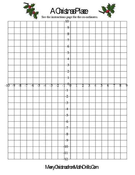 Free Coordinate Graphing Mystery Picture Worksheets by Free Printable Coordinate Graphing Worksheets