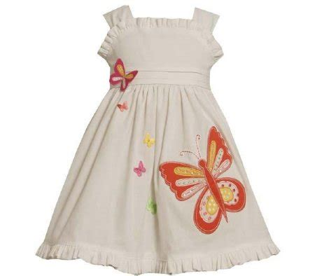 Dress Butterfly 4t white butterfly dress 2t to 4t now in stock