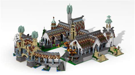 Lego Lord Of The Rings Lotr Hobbit 30211 Uruk Hai Orc With Ballist lego ideas lotr rivendell