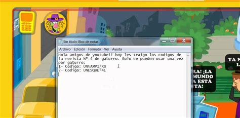 videos youtube codigos de mundo gaturro de la maquina codigo de mundo gaturro de la revista n 4 youtube html