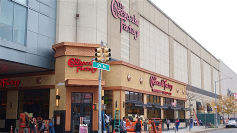 nyc s cheesecake factory will blast open its doors