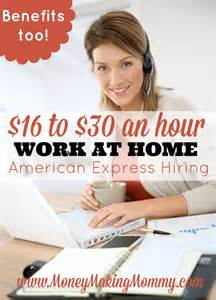 american express work from home