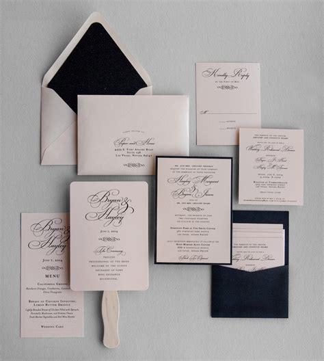 Glamorous Wedding Invitations glamorous wedding invitations hayley bryan paper and home