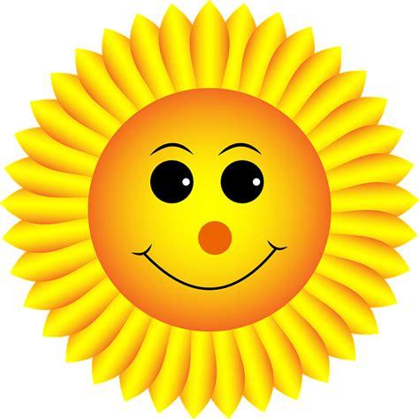 emoji bunga layu image vectorielle gratuite tournesol smiley visage