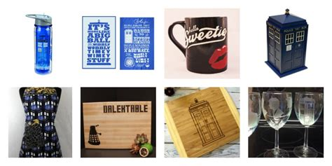 Dr Who Kitchen by Doctor Who Gifts The List Is Bigger On The Inside