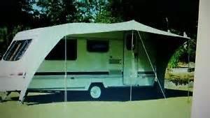nr sun canopy caravan awning vgc 18ft 930 960cm cer