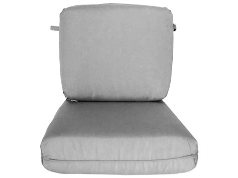 Replacement Back Cushions by Meadowcraft Barcelona Replacement Chair Seat Back