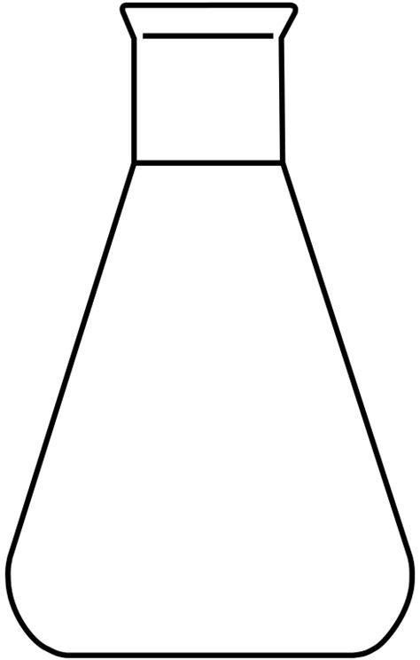 Botol Erlenmeyer soubor erlenmeyer flask svg wikipedie