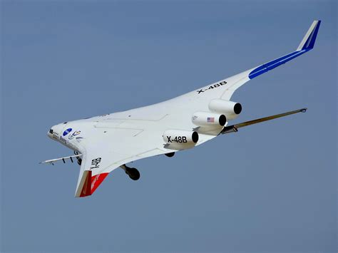 Cleaner Original Nasa x 48 project completes flight research for cleaner quieter aircraft nasa