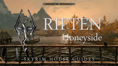 skyrim which house to buy skyrim buy a house in riften youtube
