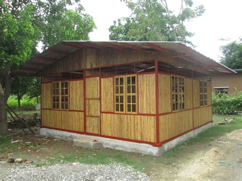 bamboo house design pictures misor bamboo industry set to takeoff with engineered bamboo house kagay an 174