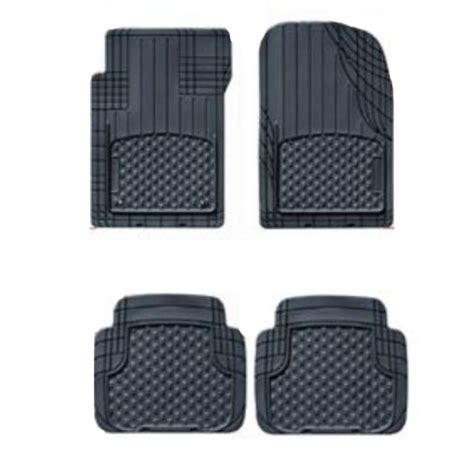 weathertech 11avmsb all vehicle trim to fit floor mats black