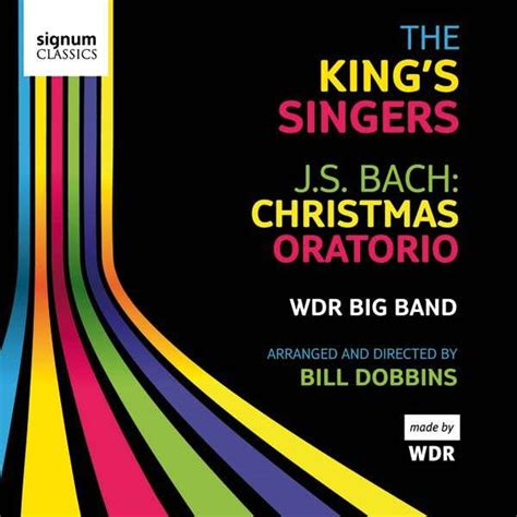 king bach christmas j s bach christmas oratorio the king s singers