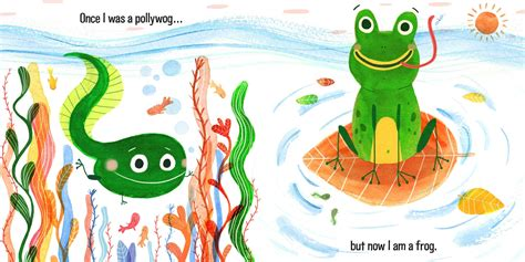 the frog 2 see how they grow ebook once i was a pollywog book by douglas florian barbara