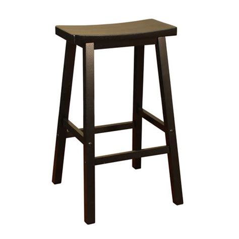 36 Weeks Stools by Wood Saddle 29 Inch Bar Stool American Heritage Billiards