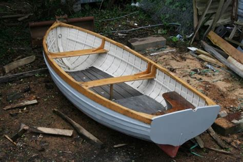 small rowing boats for sale uk mcgruer wooden clinker rowing boat for sale