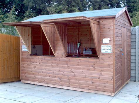 sheds garages perth sheds uk installed