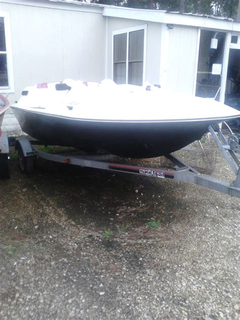 boat hull hydroforce jet boat hull 4 seat 1995 for sale for 500