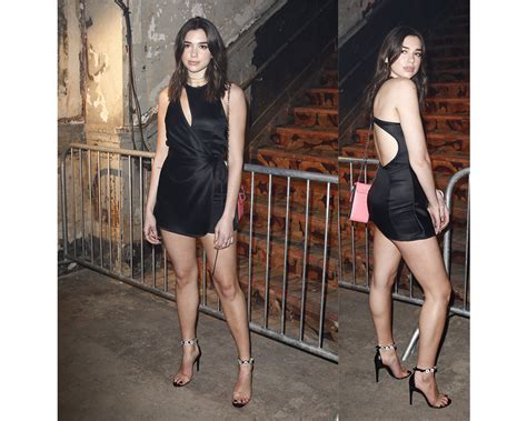 dua lipa fashion night out style dua lipa decadence fashion
