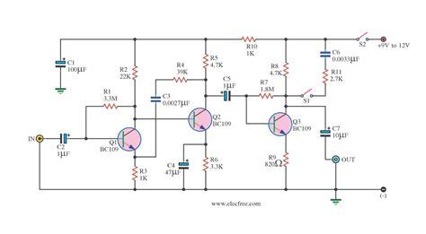 transistor c9014 circuit transistor c9014 circuit 28 images transistor running 28 images skema rangkaian running led