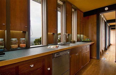 brton kitchen cabinets 1960 berkeley time capsule house built by architect