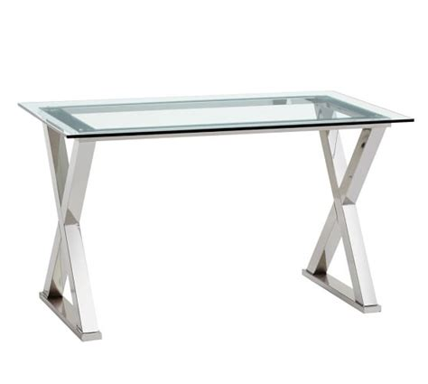 Glass Top Office Desk These 20 Glass Top Desk Will Start Your Home Office Rev