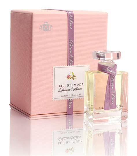 fragrance by design l passion flower lili bermuda perfume a fragrance for