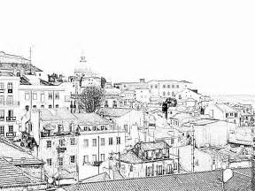 alfama lisbon coloring pages printable amp free coloring