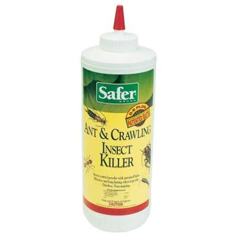 safer brand 7 oz diatomaceous earth ant and crawling