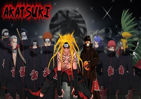 wallpaperew: Naruto Akatsuki Wallpapers