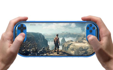 Portable Album In Concept Device by Handheld Edge To Edge Consoles Psp Concept