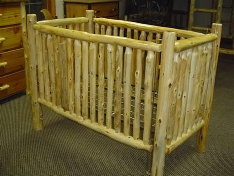 Log Crib by 25 Best Ideas About Log Crib On Rustic Baby