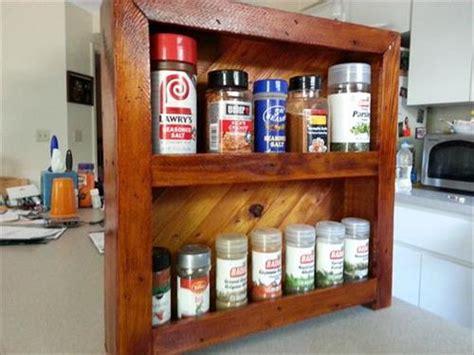 diy pallet wood spice rack pallets designs wooden pallet spice rack for your kitchen pallets designs