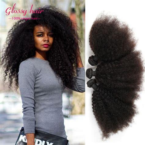 kinky curly hair partials mongolian afro kinky curly virgin hair cheap rosa hair