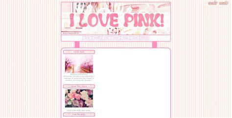templates for blogger kawaii pinkypromise tutossz plantillas templates para blogger kawaii