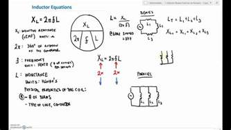 capacitor reactance equation inductive reactance equation jennarocca