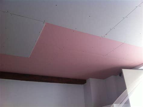 isolamento soffitto isolamento acustico esempi di isolamento