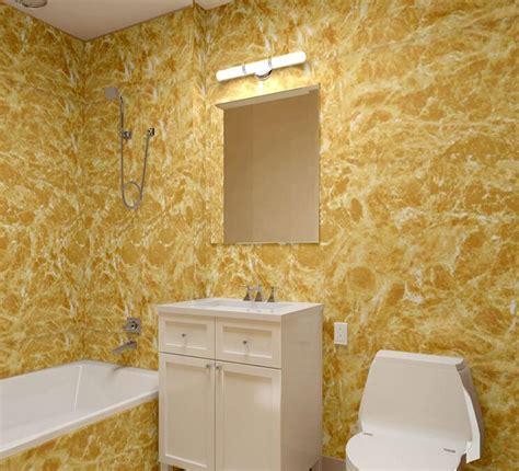 wallpaper for shower walls aliexpress com buy 3d modern pvc marble wallpaper