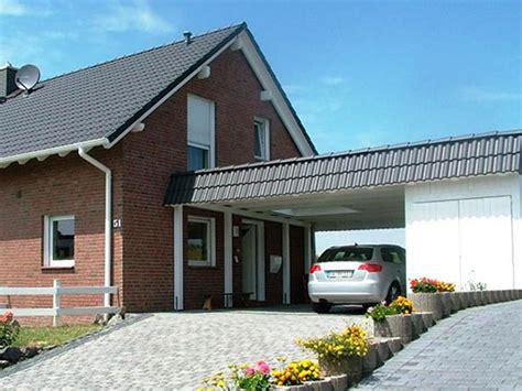 Carport Neben Haus by Carport Mit Dem Hauseingang Kombinieren Im Ratgeber Auf