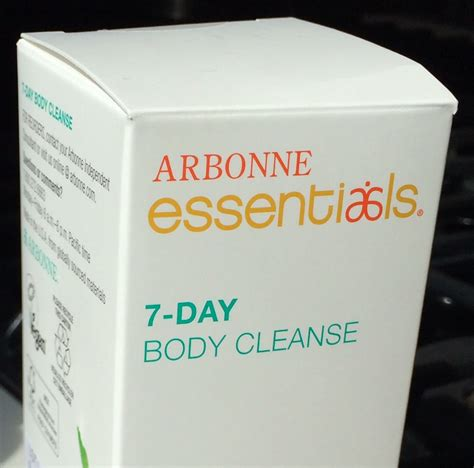7 Day Detox Banner by Arbonne 7 Day Cleanse Meniscus Magazine