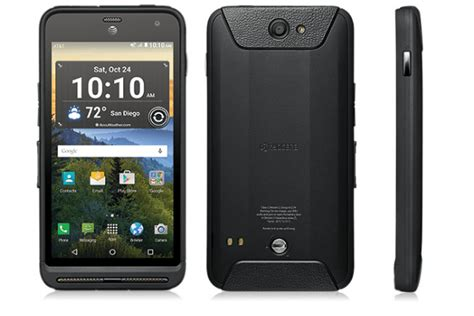 kyocera rugged smartphone at t debuts kyocera duraforce xd rugged phablet with android 5 0 and 3700mah battery the