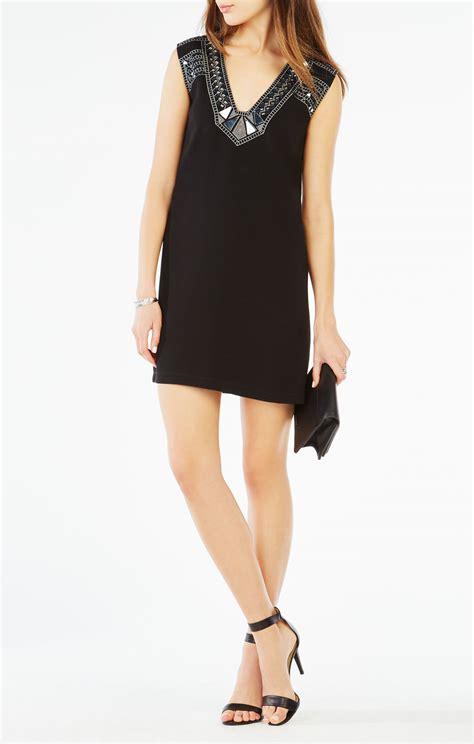 Dominica Dress dominica geometric mirror embellished dress