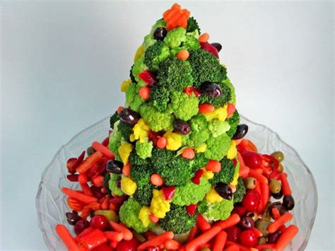 christmas tree edible centerpiece recipe genius kitchen