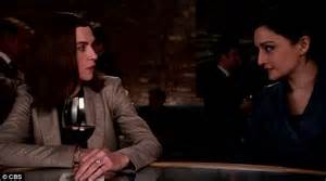 does julianna margulies hate archie cbs executive stands behind the good wife season finale