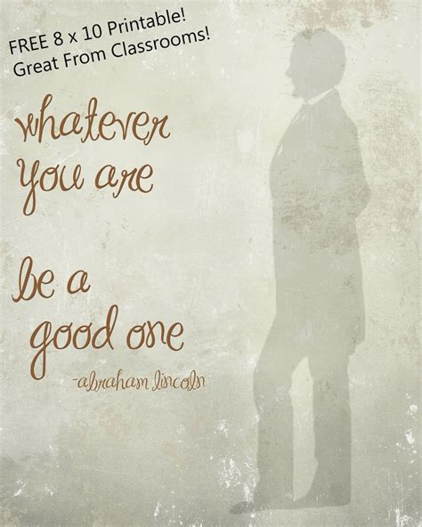 printable abraham lincoln quotes abraham lincoln free printable from green owl crafts