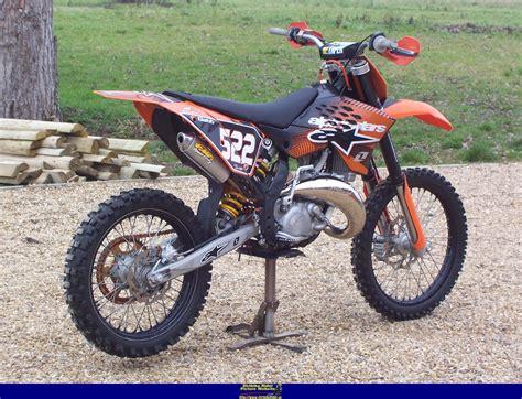 2008 Ktm 125sx 2007 Ktm 125 Sx Moto Zombdrive