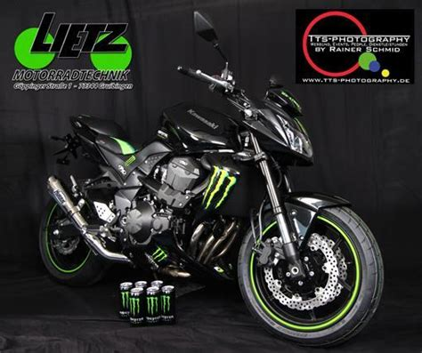 Monster Energy Motorrad by Z 750 Monster Energy Motorrad Fotos Motorrad Bilder