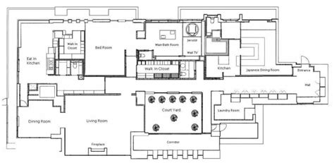 hanok house floor plan the most expensive 1 bedroom apartment in the world